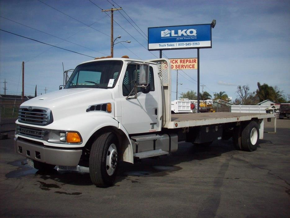 2008 Sterling Acterra  Flatbed Truck