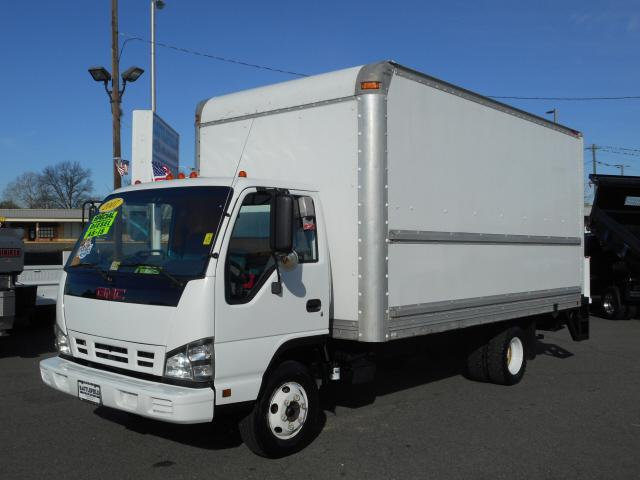2007 Gmc W4500 Box Truck - Straight Truck