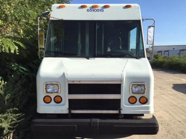1997 Gmc P30 Step Van Food Truck Hot-Dog Wagon Stepvan