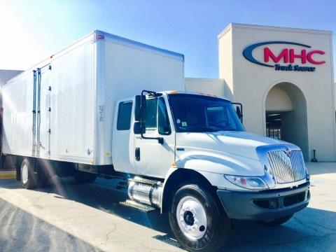 2012 Navistar 4300  Box Truck - Straight Truck