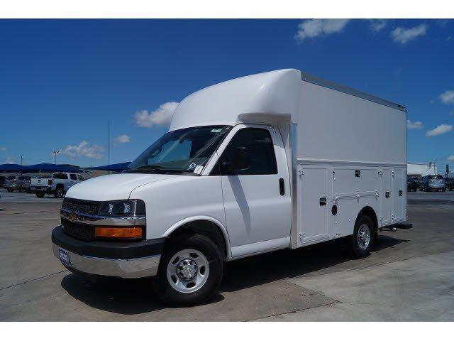 2016 Chevrolet Express Commercial Cutaway Cutaway-Cube Van