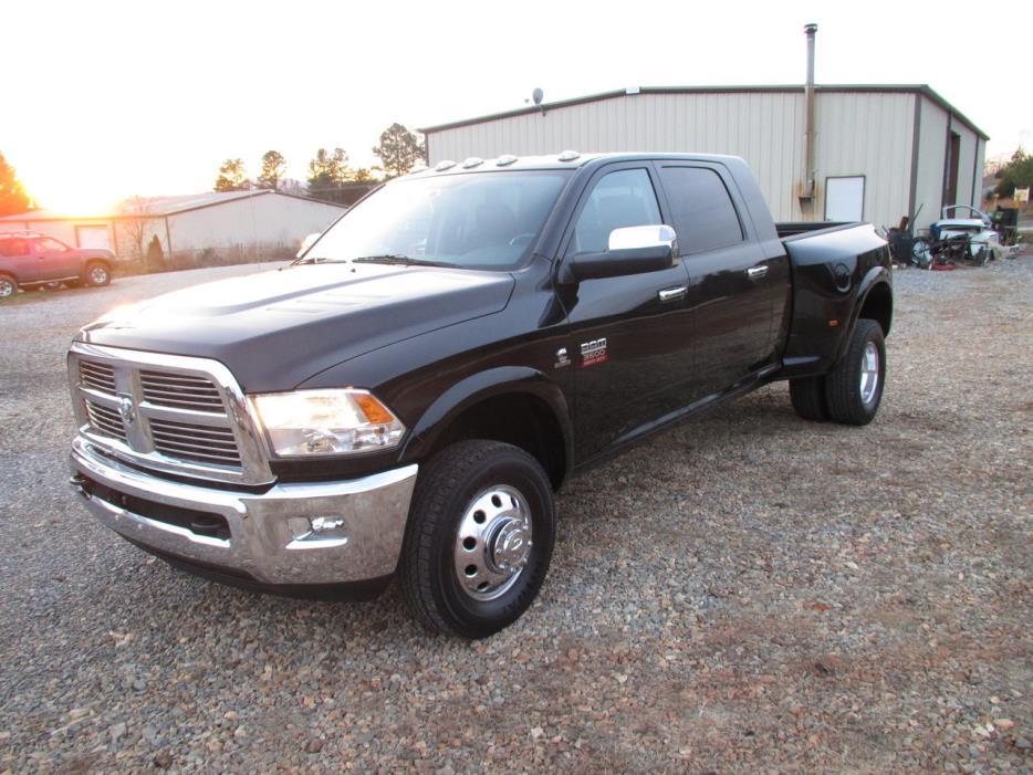 2012 Ram 3500 Pickup Truck