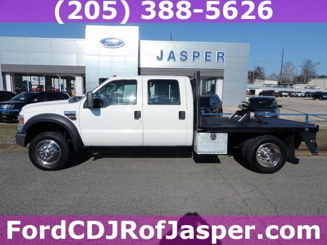 2008 Ford F-450 Chassis Cab Chassis