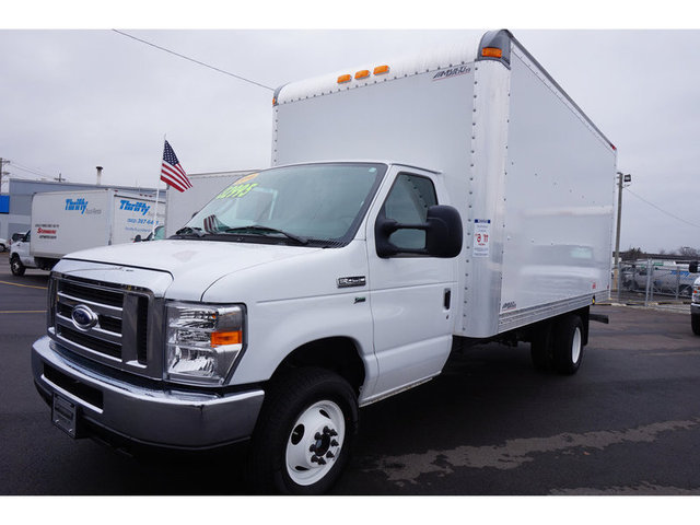 2016 Ford E-450  Cargo Van