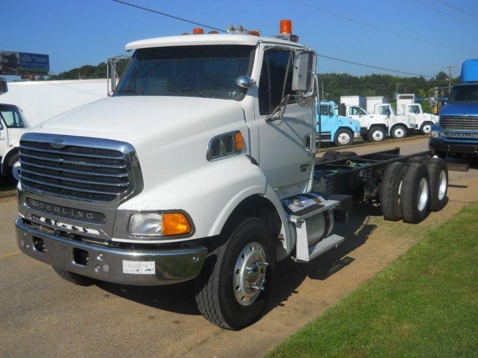 2009 Sterling At9500 Cab Chassis