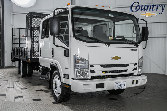 2016 Chevrolet Crew Lcf 4500 Pickup Truck