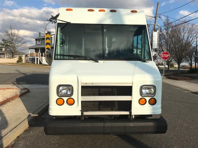 1997 Gmc Ice Cream Truck Stepvan Dual Rear Wheels Low Miles Stepvan