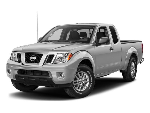 2017 Nissan Frontier Sv Pickup Truck
