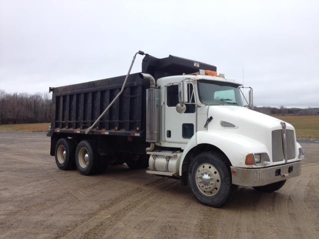 2006 Kenworth T300  Dump Truck
