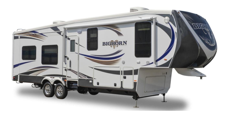 2017 Heartland Rv Bighorn 3750FL