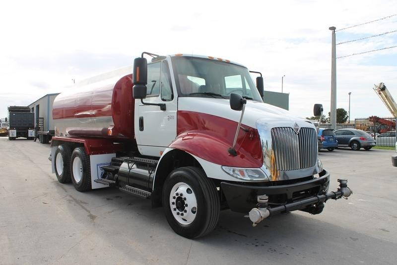2007 International Transtar 8600  Tanker Truck