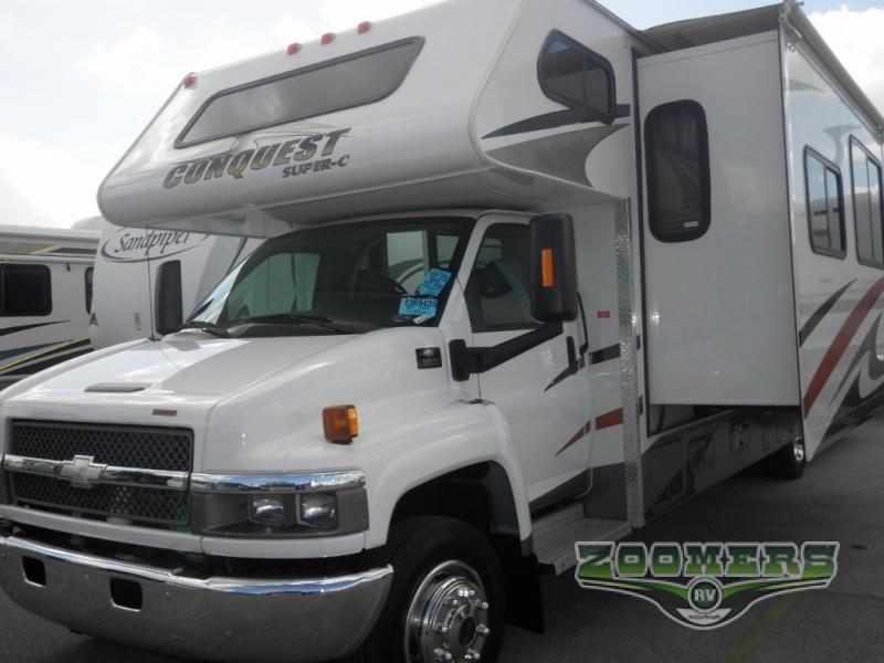 2008 Gulf Stream Rv Gulf Stream Conquest Super C 6341