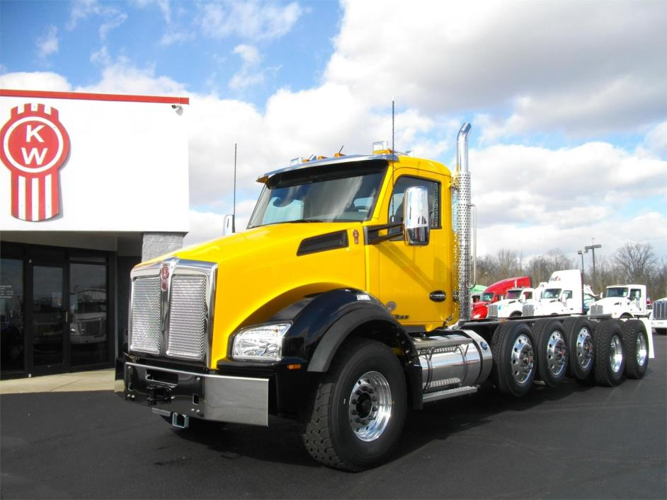 2018 Kenworth T880 Cab Chassis