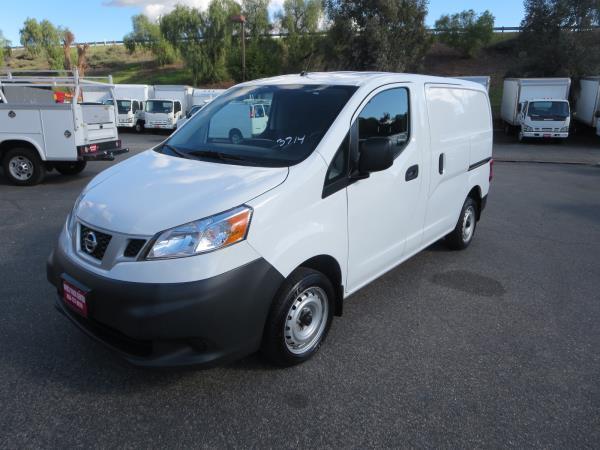 2014 Nissan Nv200 Cargo Van