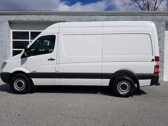 2012 Mercedes-Benz Sprinter Cargo Vans  Cargo Van