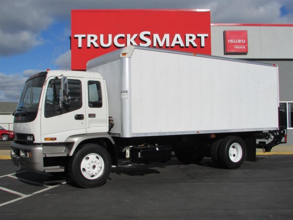2008 Gmc T7500 Box Truck - Straight Truck