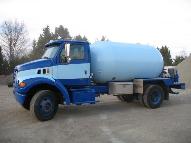 1999 Sterling Lt9500  Tanker Truck