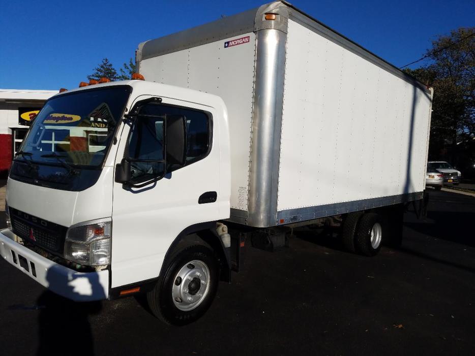 2007 Mitsubishi Fuso Fe180 Box Truck - Straight Truck