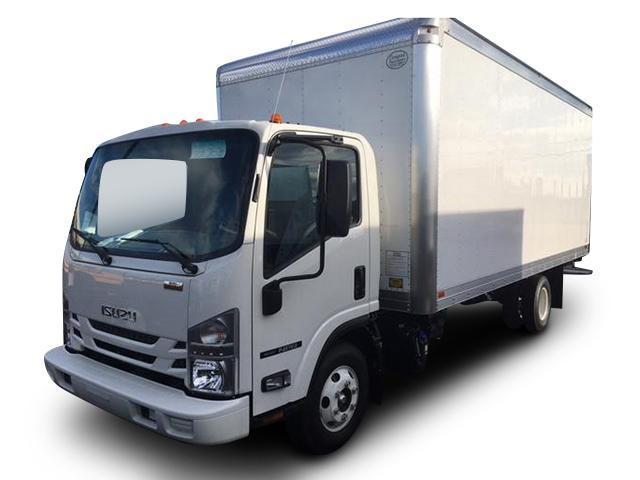 2016 Isuzu Npr Box Truck - Straight Truck