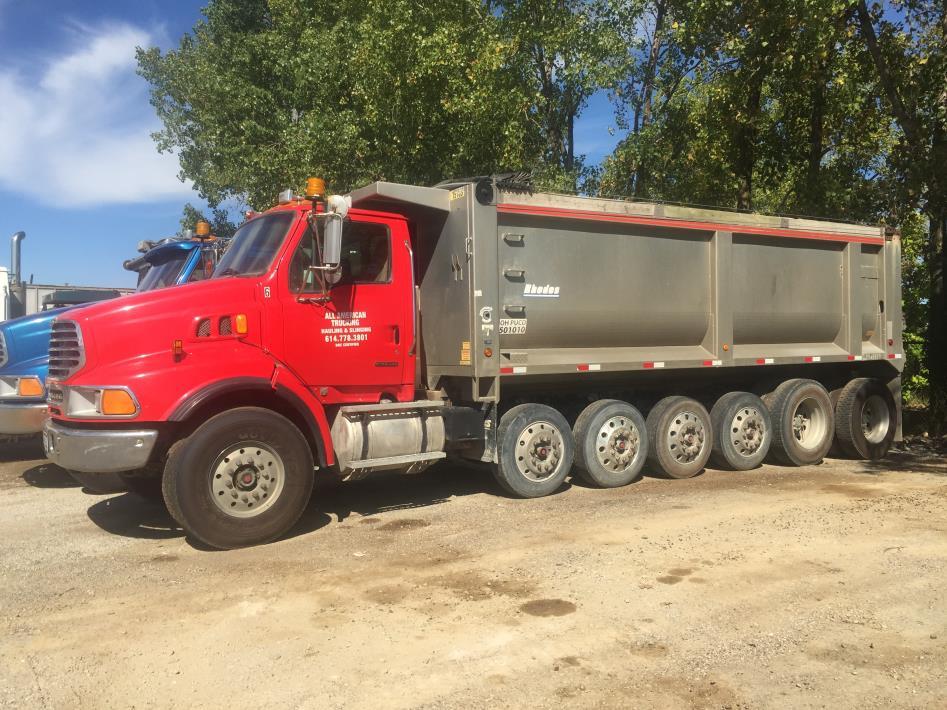 2004 Sterling Lt9522 Dump Truck