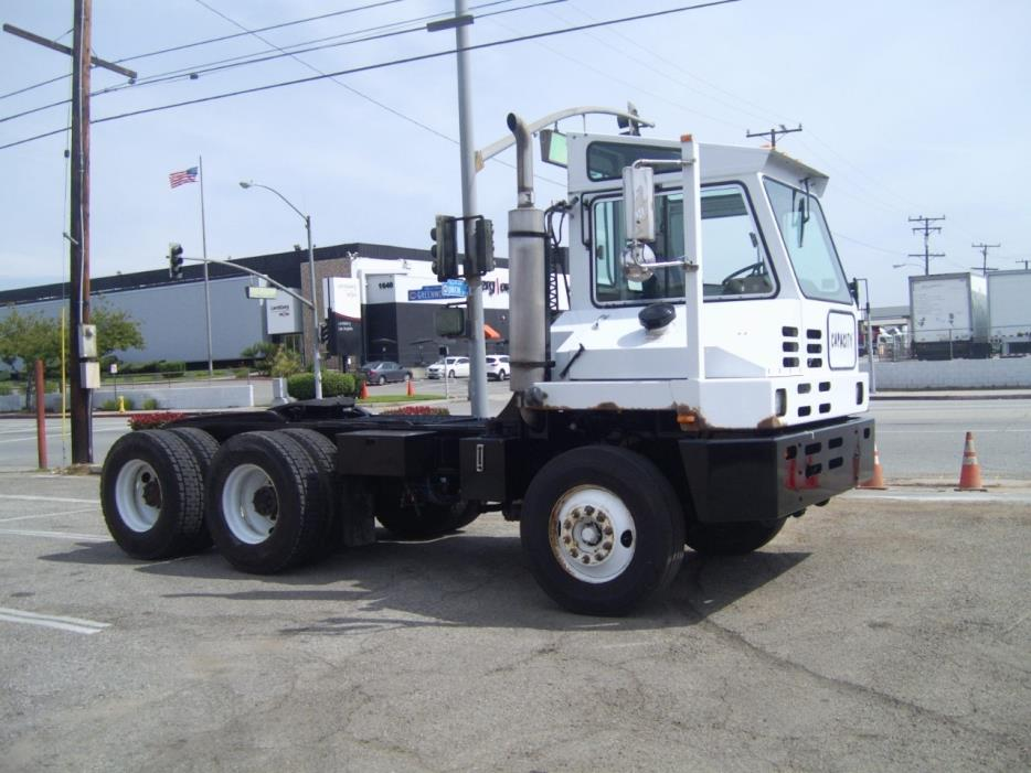 2004 Capacity Spotter Cab Chassis
