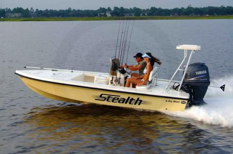 2008 Key West Boats, Inc 1760 Stealth