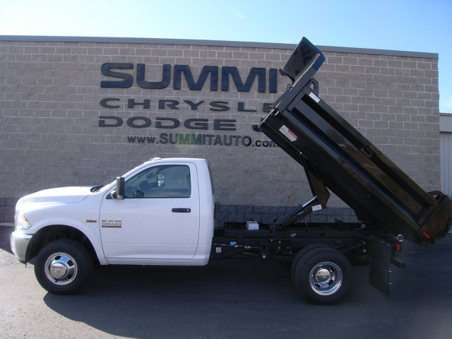 2016 Ram 3500  Dump Truck