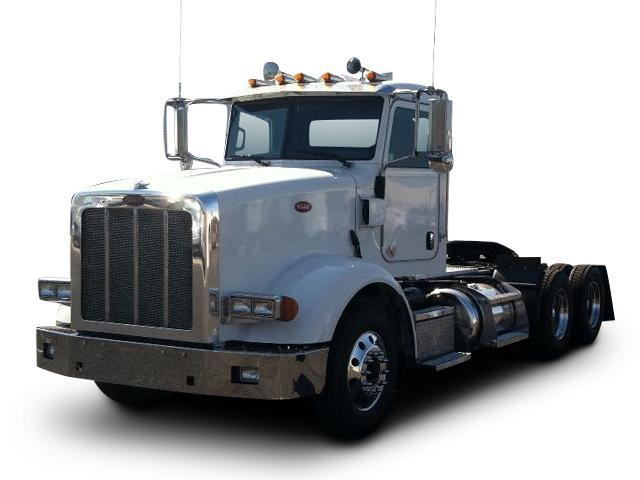 2011 Peterbilt 367  Conventional - Day Cab
