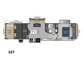 2015 Keystone Rv Carbon 327
