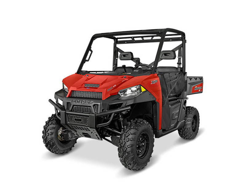 2016 Polaris RANGER XP 900 EPS Solar Red