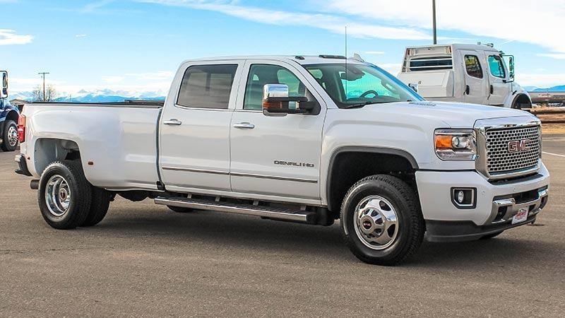 2016 Gmc Sierra 3500hd Denali Pickup Truck