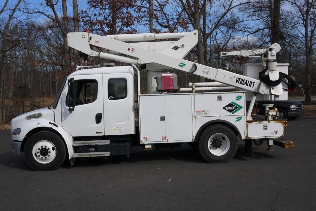2009 Freightliner Business Class M2 106 Bucket Truck - Boom Truck