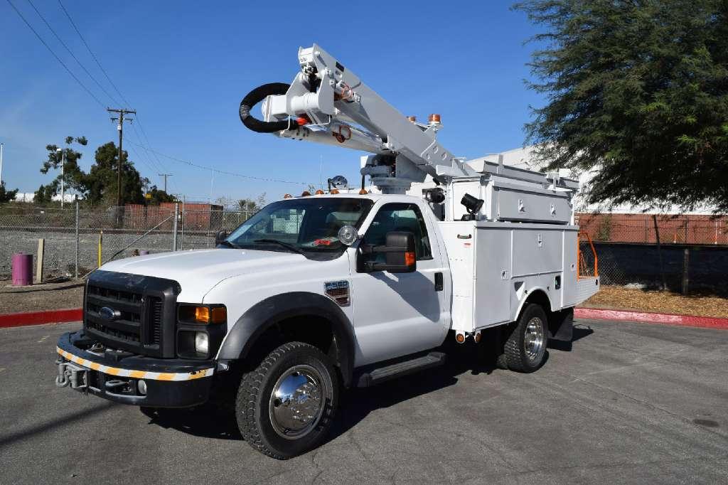Bucket Truck For Sale In California
