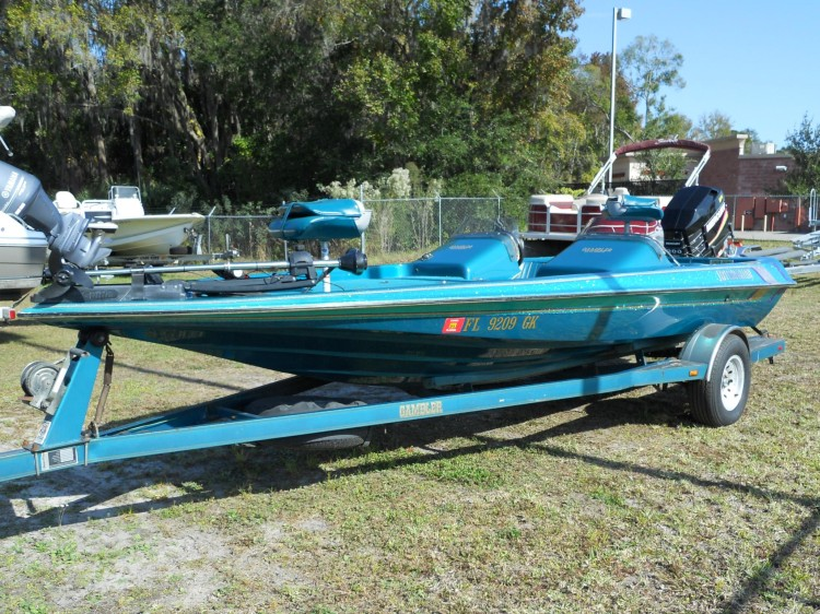 Gambler Bass Boat Boats for sale