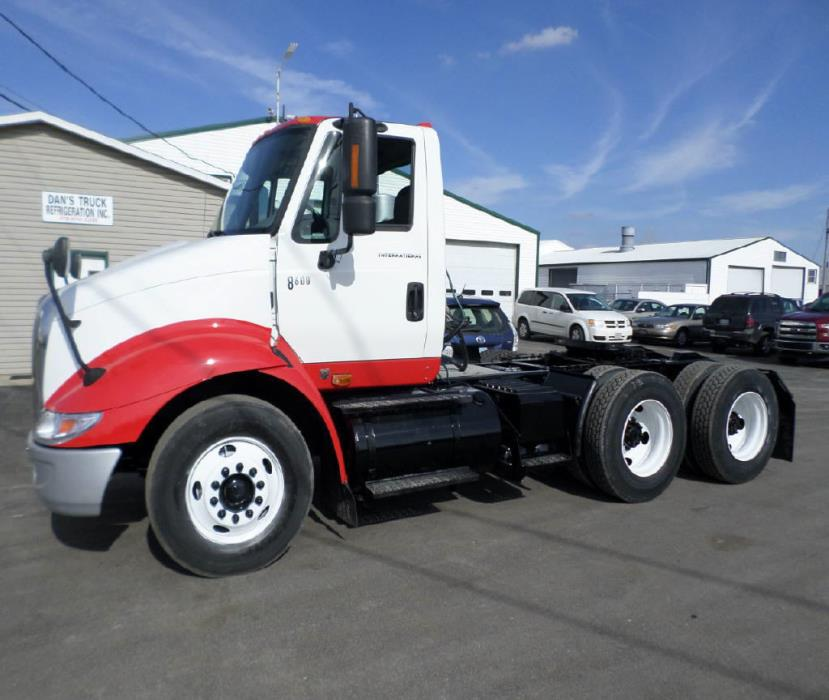 2003 International Transtar 8600 Conventional - Day Cab