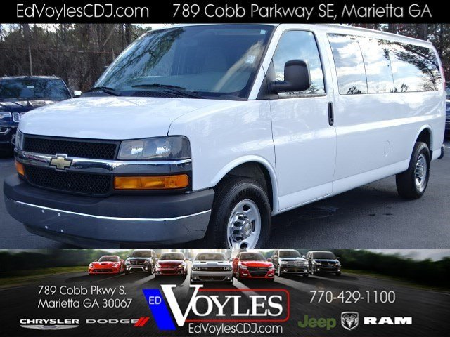2013 Chevrolet Express Passenger Passenger Van