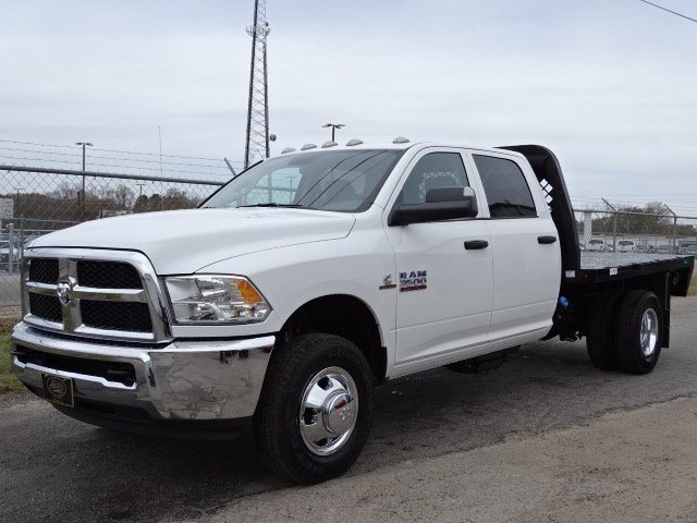 2017 Ram 3500 Chassis Cab  Flatbed Truck