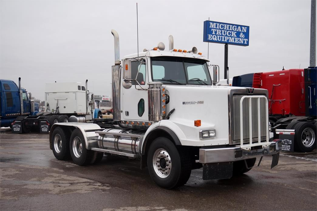 2006 Western Star 4900sa Conventional - Day Cab
