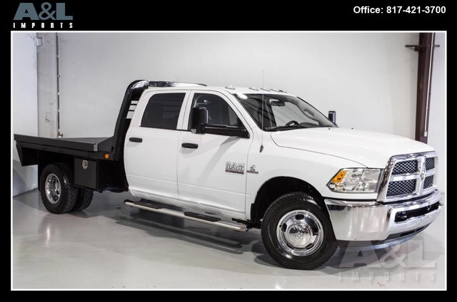 2014 Ram 3500hd  Pickup Truck