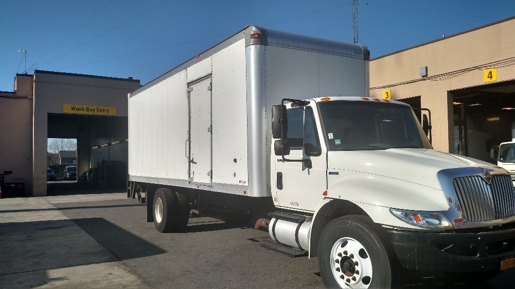 2010 International Durastar 4300 Box Truck - Straight Truck