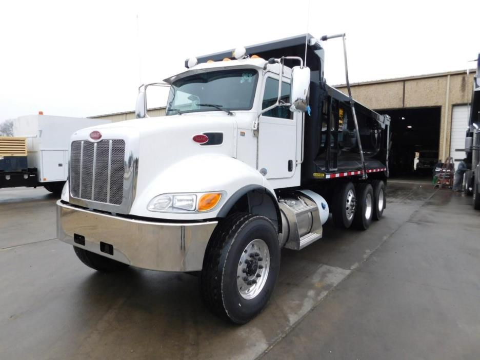 2017 Peterbilt 348  Dump Truck