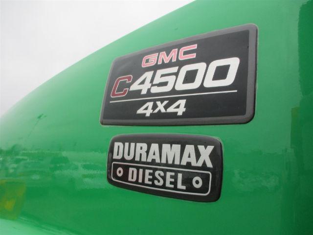 2005 Gmc C4500, 6