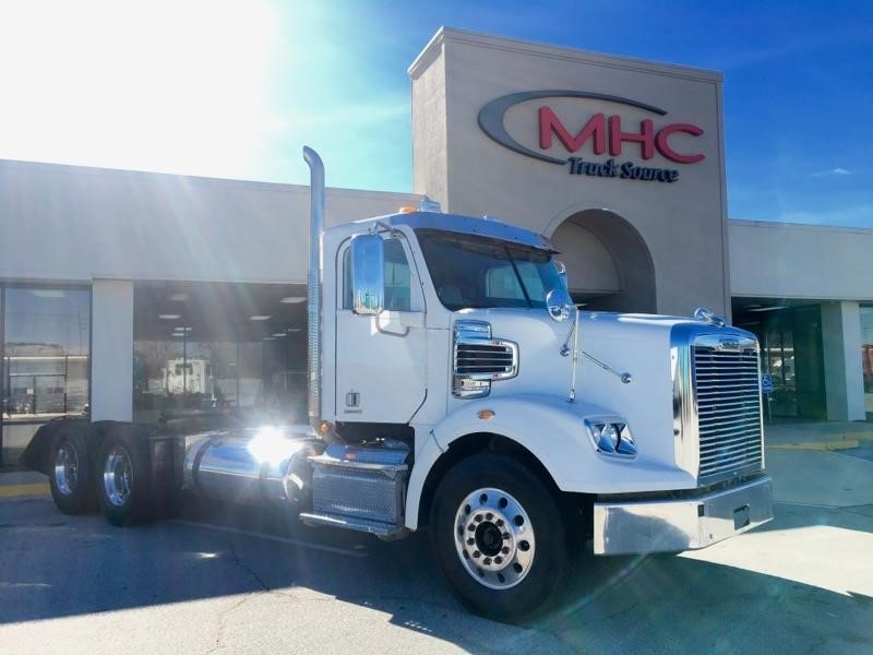 2013 Freightliner Coronado 122 Sd Conventional - Day Cab
