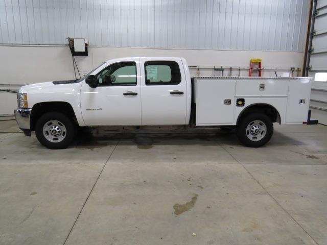 2013 Chevrolet Silverado 2500hd Utility Truck - Service Truck