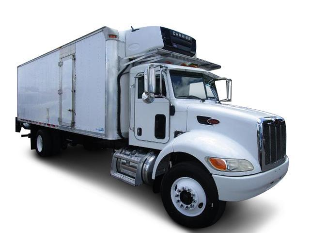 2010 Peterbilt 335  Refrigerated Truck