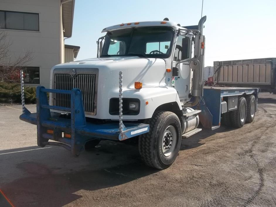 2006 International Paystar 5600i Winch Truck
