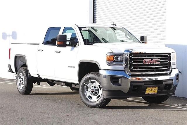 2017 Gmc Sierra 2500hd  Pickup Truck