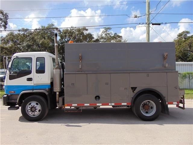 2002 Gmc T7500 Cab Chassis
