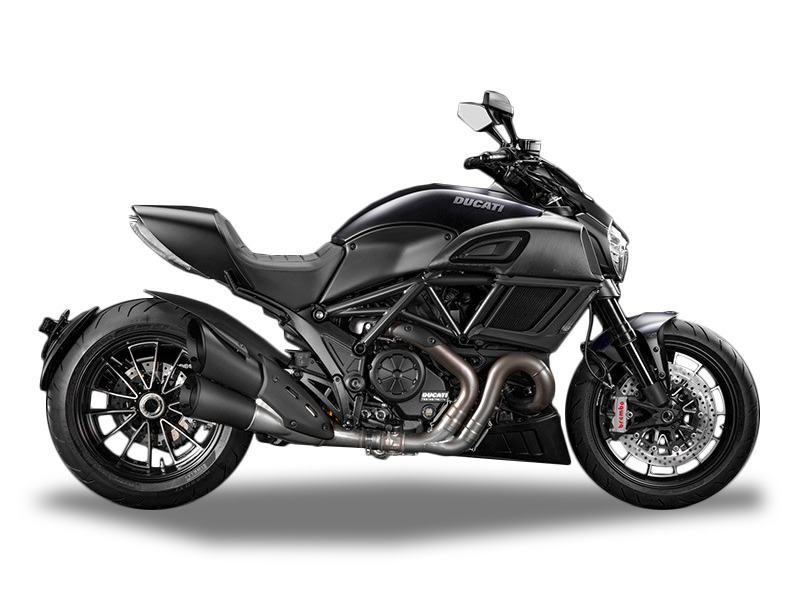 2016 Ducati Diavel Dark Stealth