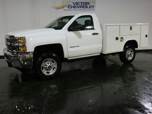 2016 Chevrolet Silverado 2500hd Utility Truck - Service Truck, 1